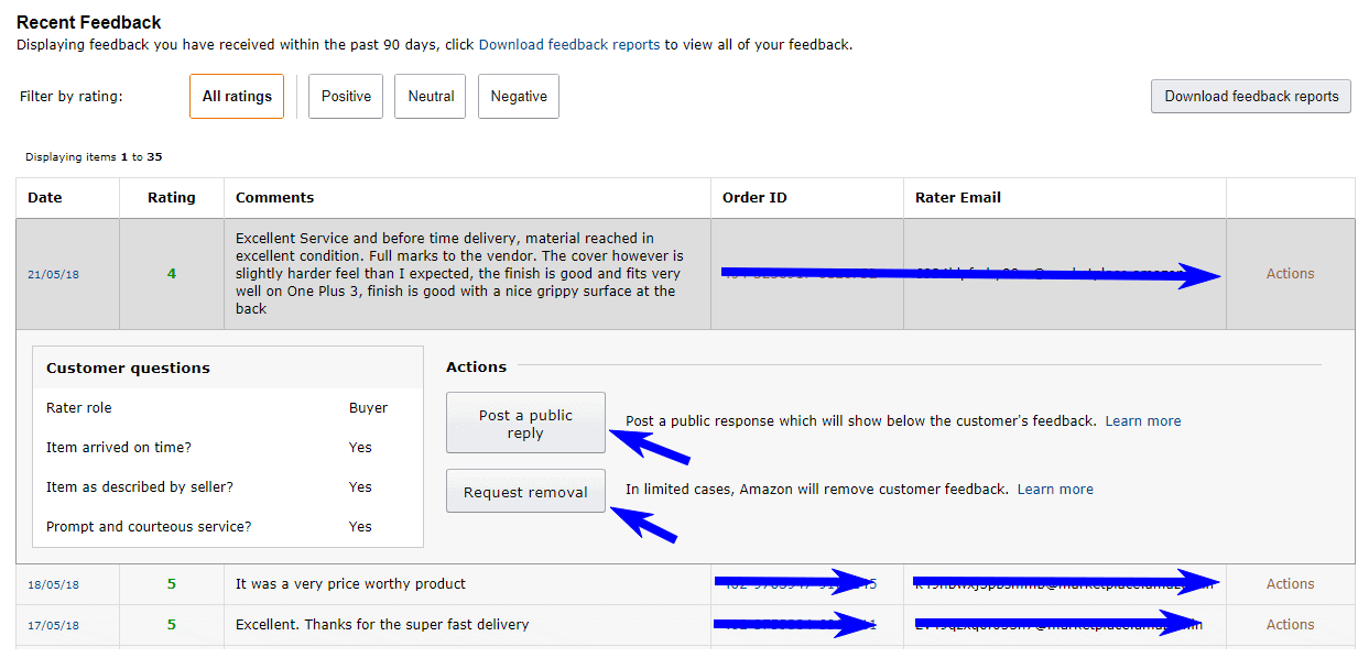 How to Send Feedback & Product Review Request to Amazon Customers (Free of cost) 2